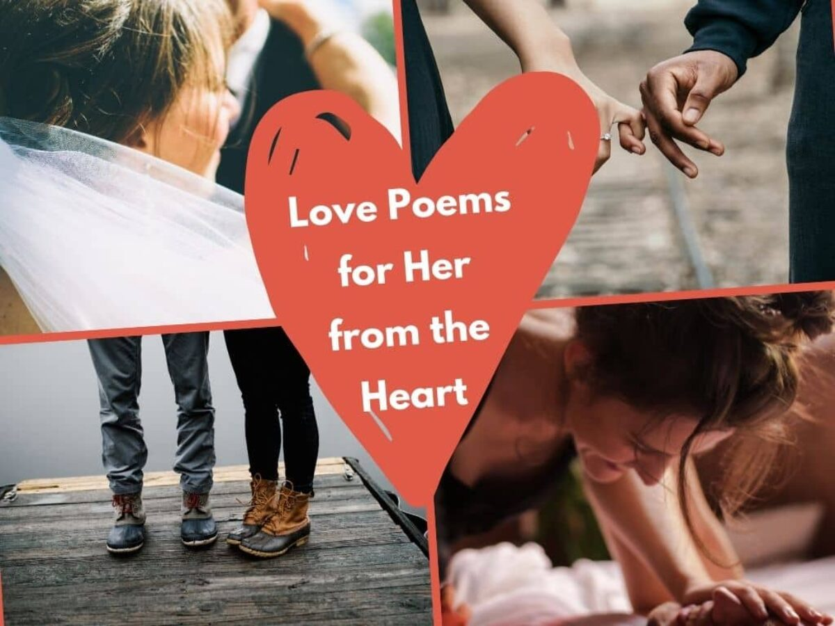 Romantic her poems for very love Love Poems