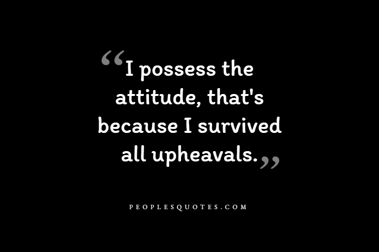 inspiring attitude quotes