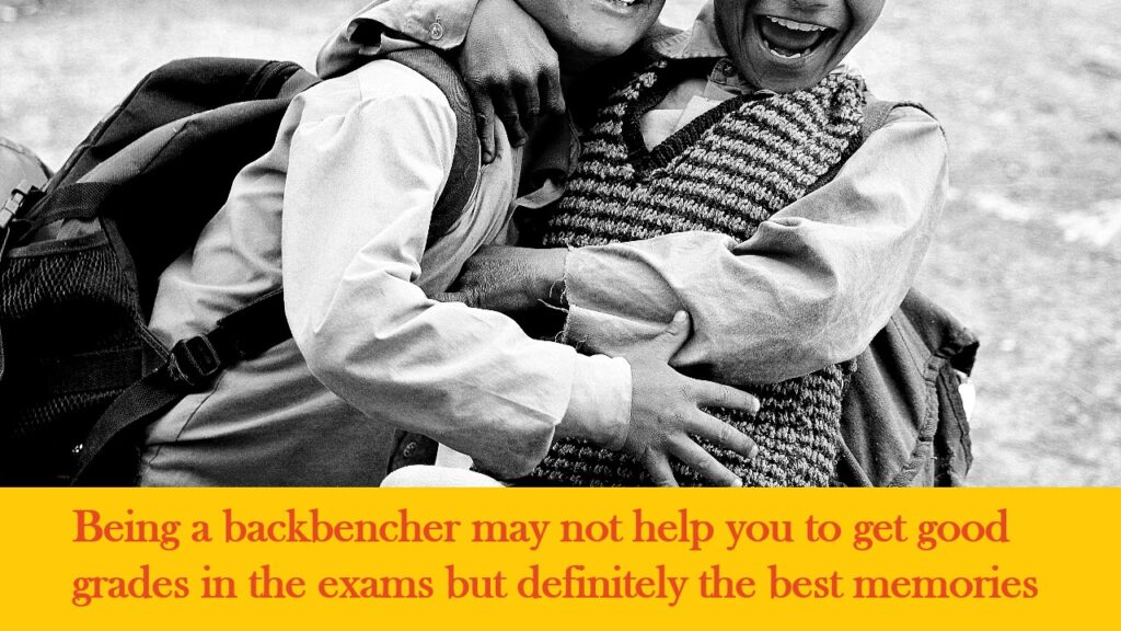 Back benchers Quotes