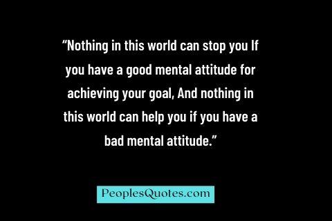 Good Attitude quotes image