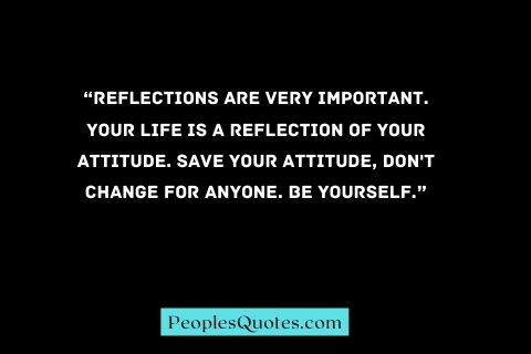 Best Attitude Quotes about life
