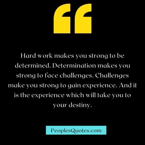 Determination Quotes for a Positive Mindset
