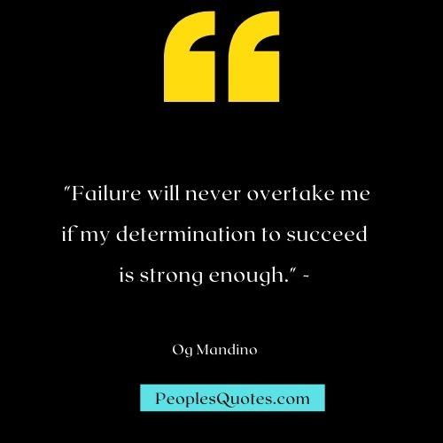 Self-Determination Quotes