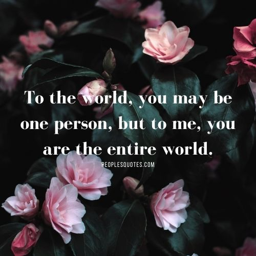 Love Quotes to make her feel special