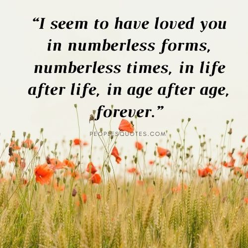 Love Quotes to make her smile