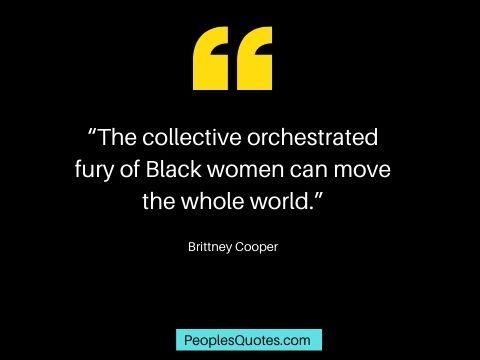 Black Female Quotes