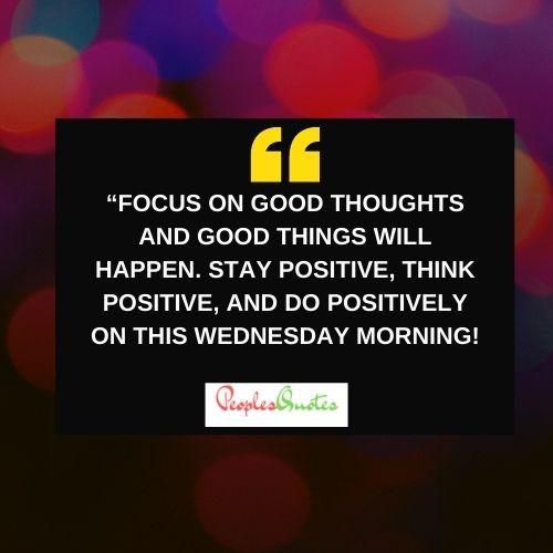 Happy Wednesday Quotes Work