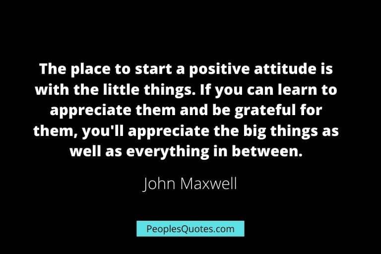 grateful attitude quotes