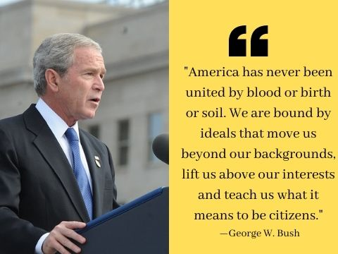 President's Motivational Quotes For 4th of July